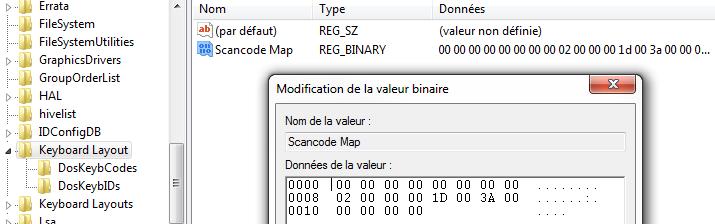 Windows Caps lock to Ctrl