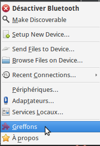 Bluetooth plugin